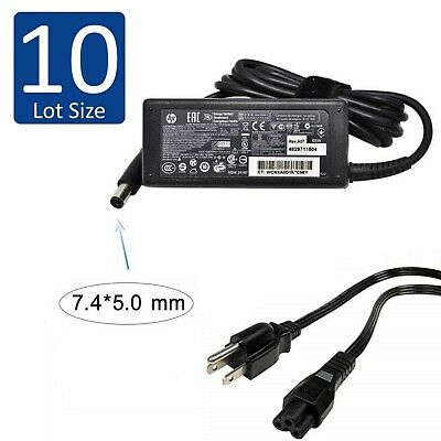$ CDN130.38 • Buy Lot Of 10 Genuine HP Laptop Charger AC Power Adapter 677774-001 19.5V 3.33A 65W