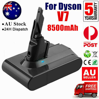 AU39.99 • Buy Brand NEW 6000mAh For Dyson V7 Battery Li-ion Handheld Cordless Vacuum Cleaner