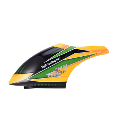 WLtoys V912 Single Blade V912-23 Head Cover Canopy RC Helicopter Spare Parts • 4.46£