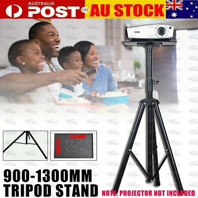 AU55.65 • Buy Adjustable Tripod Laptop Stand For Notebook Computer Projector +Tilt Tray AU