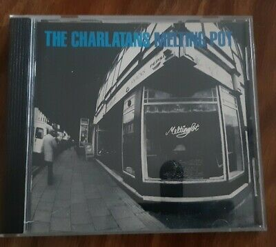 Charlatans- Melting Pot Cd • 2.99£