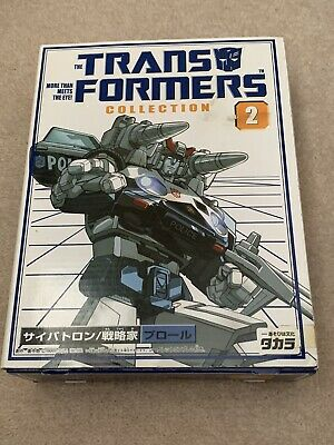 Transformers Takara Collection G1 Reissue #2 Prowl !! Ultra Rare MISB  • 99£