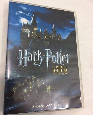 $ CDN30.21 • Buy Harry Potter The Complete 8 Film Collection DVD Set
