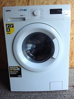 Zanussi ZWD81463W 8Kg Washer/Dryer - Integrated/Built-in • 225£