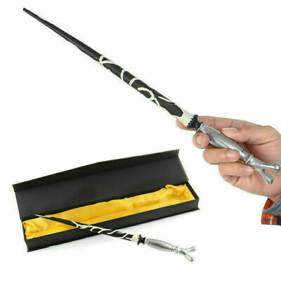 Magic Wand Harry Potter Hermione Dumbledore Voldemort Wand Cosplay Festival Gift • 7.39£