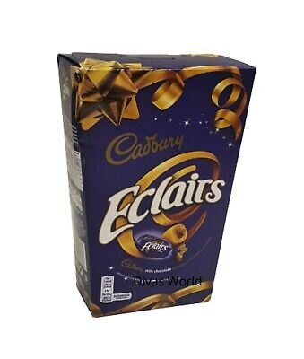 £6.99 • Buy Cadbury Eclairs Delicious Milk Chocolate Encased In A Chewy Caramel Toffee 420g