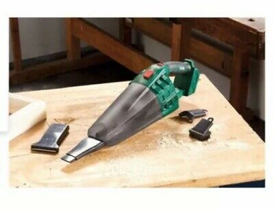 Parkside 20V Hand-Held Vacuum Cleaner BARE UNIT No Battery Made In Germany • 29.24£