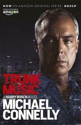 Trunk Music (Harry Bosch Series), Connelly, Michael, New, • 4.67£