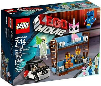 $ CDN62.14 • Buy LEGO 70818 The LEGO Movie Double-Decker Couch - Brand New Sealed, Retired, Rare