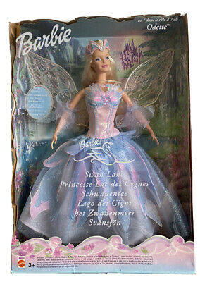 Barbie Swan Lake Odette Doll 2003 VINTAGE Perfect Condition • 67£