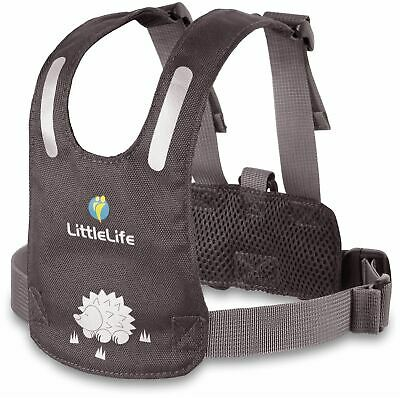 Little Life LITTLELIFE TODDLER REINS - GREY Safety Harness BN • 12.99£