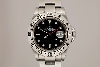 $ CDN9347.42 • Buy Rolex Explorer II 16570 T Stainless Steel Automatic Watch Z Series With Papers