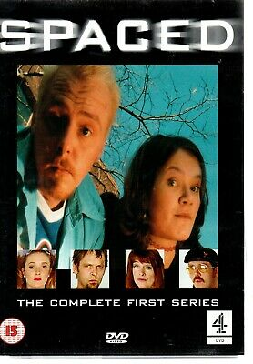 Spaced The Complete First Series (DVD, 2001) Simon Pegg British Comedy Stevenson • 1.95£