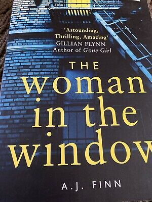 AU20 • Buy The Woman In The Window By A. J. Finn (2018, Paperback)FREE POSTAGE