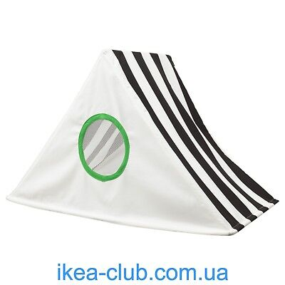 HEMMAHOS Childrens Bed Canopy Black/white IKEA 100% Polyester   • 7.13£