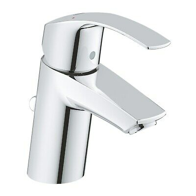 Grohe Eurosmart Basin Mixer Tap With Pop-up Waste - 33265002 • 83.97£