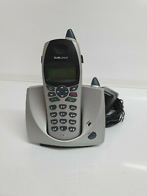 USB CORDLESS DUAL PHONE MODEL RTX3045 (no Battery) Skype  • 8.99£