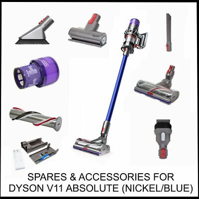 Dyson V11 Absolute Nickel Blue Genuine Spare Parts Tools And Accessories • 13.99£