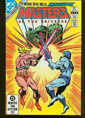 $19.99 • Buy Masters Of The Universe # 3 Feb 1983 Near Mint- Dc Comics Item: 21285