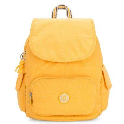 Kipling City Pack S Backpacks Suitcases And Bags Yellow Unspecified • 59.99£