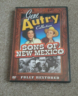 Sons Of New Mexico - Region 1 Import DVD - Gene Autry Collection • 7.99£