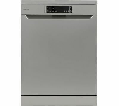 View Details KENWOOD KDW60S20 Full-size Dishwasher - Silver - Currys • 259.99£