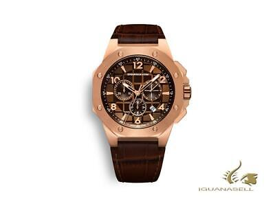 Cornavin Downtown Sport Quartz Watch, Chronograph, 44,5mm, Brown, CO2012-2016R • 670£