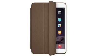 Apple Natural Leather IPad Mini Smart Case For 1st 2nd 3rd Gen || Olive Brown • 25.99£