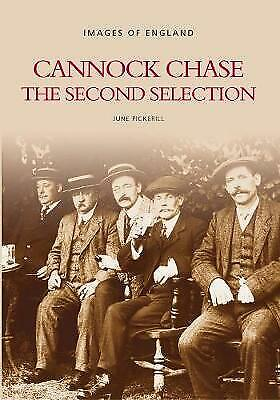 Cannock Chase: The Second Selection, June Pickerill • 10.54£