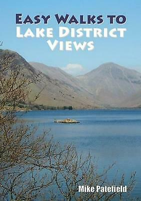 Easy Walks To Lake District Views, Patefield, Mike,  Paperback • 8.10£