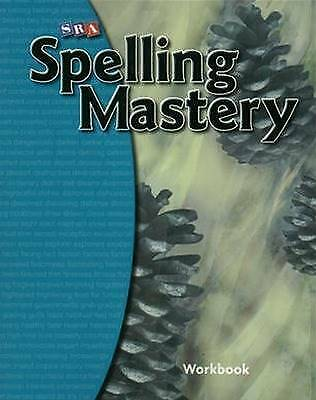 AU20.80 • Buy Spelling Mastery Level E, Student Workbook, McGraw Hill, N/A,  Paperback