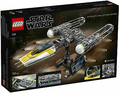 AU499 • Buy LEGO 75181 Star Wars Y-Wing Starfighter Brand New And Sealed