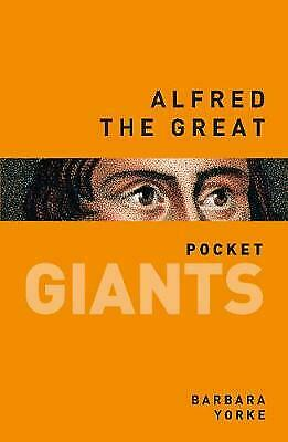 Alfred The Great: Pocket GIANTS, Barbara Yorke • 6.02£