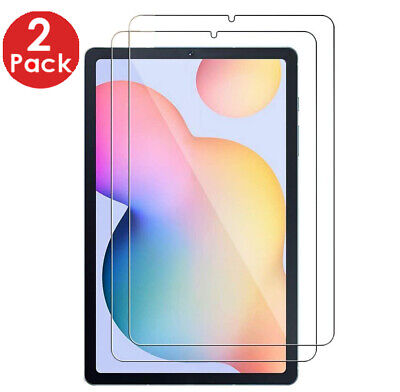 $ CDN7.49 • Buy 2X Tempered Glass Screen Protector For Samsung Galaxy Tab S6 Lite 10.4 P610/P615