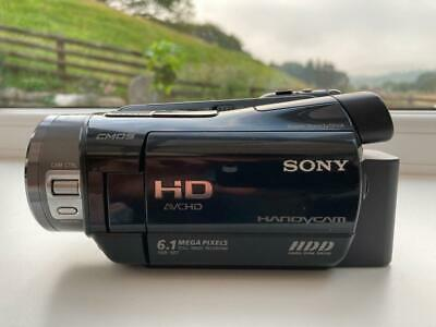 Sony Digital HD Video Camera Recorder Handycam HDR-SR7E • 129.99£