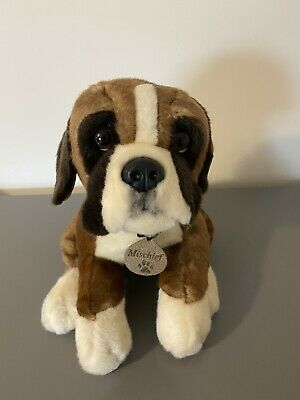 £10 • Buy Simply Soft Collection Keel Toy Company Soft Plush Toy Dog - Mischief