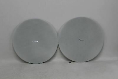 £3.05 • Buy 2 X CRESTRON White Metal Front Grill For Saros IC8T Two-Way Ceiling Speaker NEW