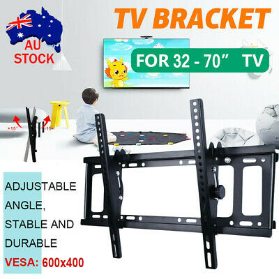 AU18.39 • Buy TV Wall Mount Bracket LCD LED Plasma Flat Slim 26 32 42 47 50 52 55 60 AU