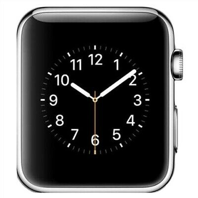 $ CDN431.79 • Buy Apple Watch Series 2 (2nd Gen) 8gb Silver Stainless Steel 42mm Wi-fi Brand New