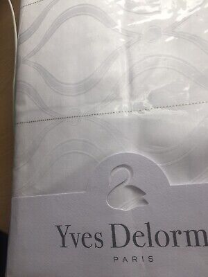 Yves Delorme NEVE King Top Sheet • 78£