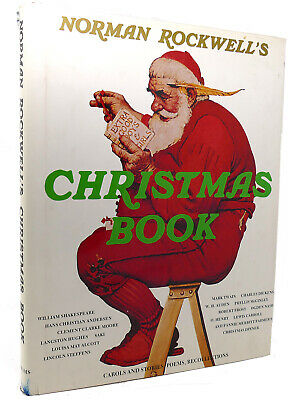 $ CDN100.70 • Buy Norman Rockwell &  Molly Rockwell NORMAN ROCKWELL'S CHRISTMAS BOOK  1st Edition