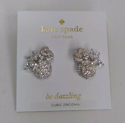 $ CDN59.45 • Buy Kate Spade New York Women's That Special Sparkle Cubic Zirconia Earrings