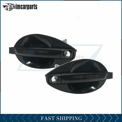 $30.82 • Buy Fits 03-08 Hyundai Tiburon Outside Door Handle Catch Front Left + Right 2x