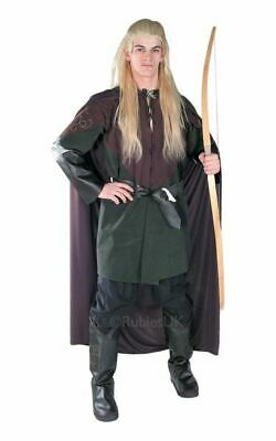£37.99 • Buy Adult Licensed Lord Of The Rings Legolas Mens Fancy Dress Costume Party Outfit