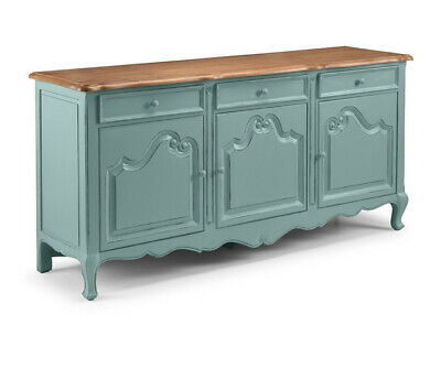 Shabby Chic Sideboard French Style 3 Door • 495£