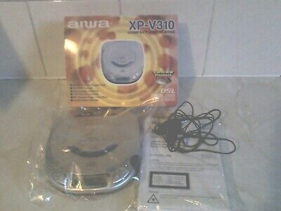 AIWA XP-V310 Personal Compact Disc Player • 9.99£