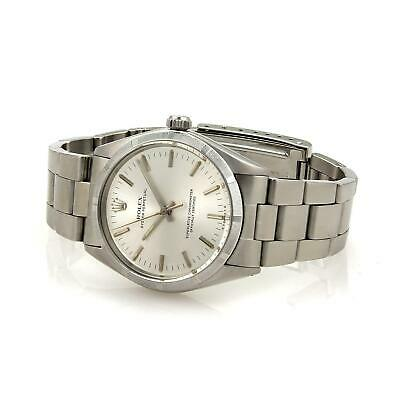 $ CDN4543.42 • Buy 51600 Vintage Rolex Oyster Perpetual Stainless Steel Automatic Men's Watch -1003