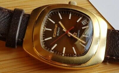 Eterna Sonic Tuning Fork Watch - Just Serviced • 500£