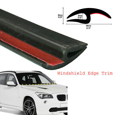 $13.19 • Buy Rubber Seal Trim Prevent Water Leakage Windshield Sunroof Roof Top Window 12ft