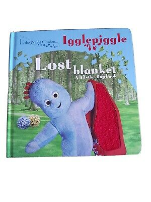 Igglepiggle Lost Blanket - A Lift-the-flap Book • 6£